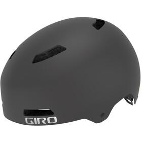 Giro Quarter FS MIPS Kypärä, matte metallic coal